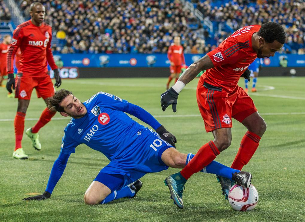 MLS - Montreal Impact vs Toronto FC by Marc-Andre Donato