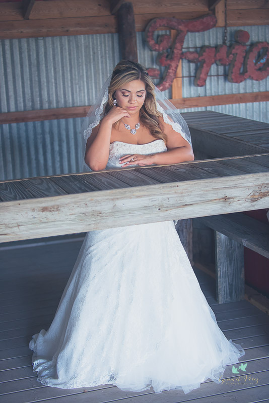 Country Style Bride by Lynnet Perez
