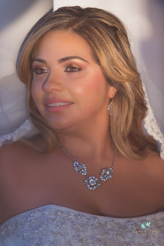 Bridal Photoshoot by Lynnet Perez
