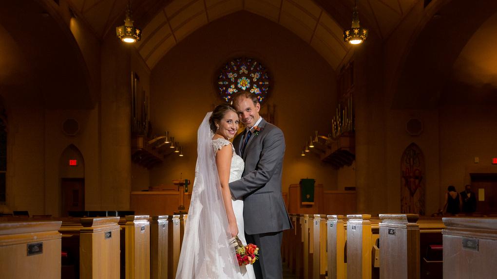 Dallas ceremony at Kessler United Methodist Church by Lynnet Perez