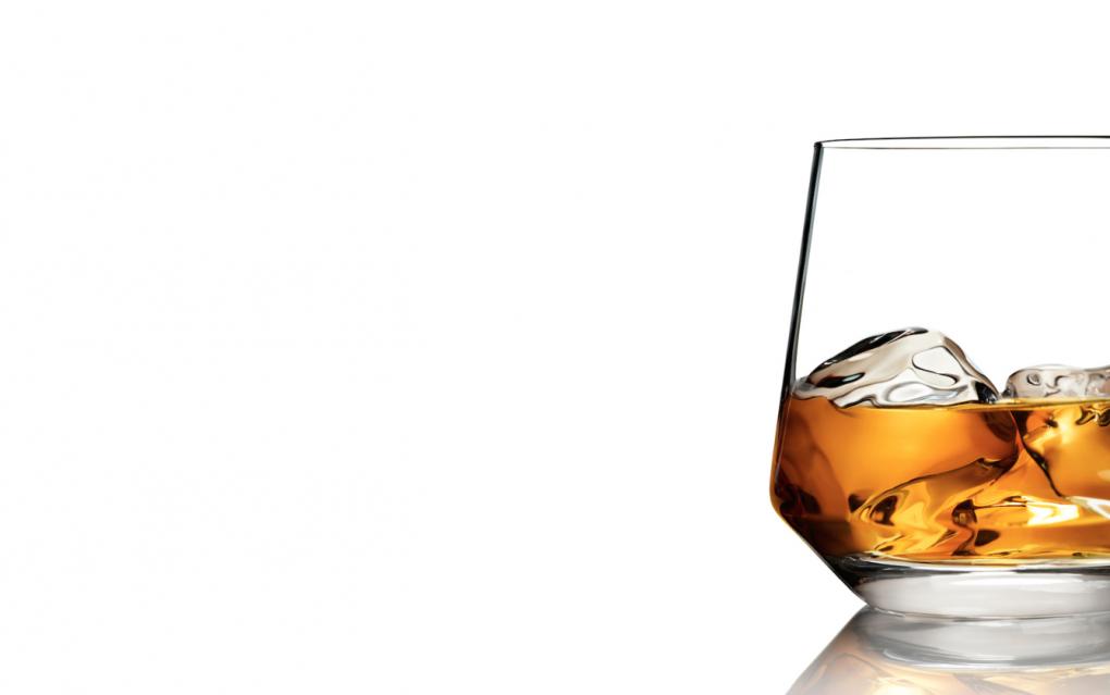 Whisky/Rocks by Tony Roslund