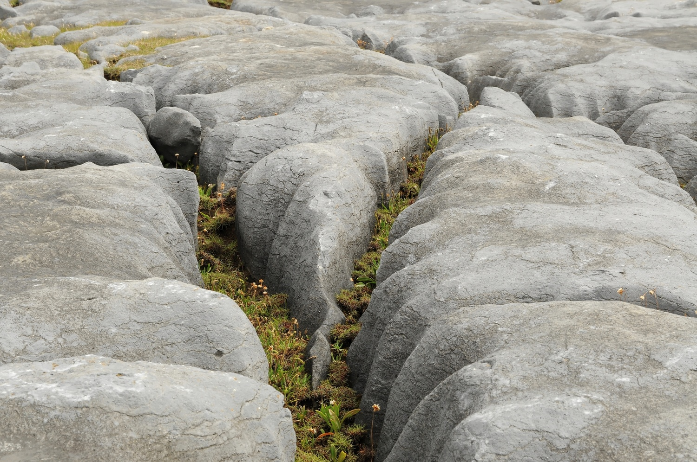 rocks and valleys by Bernd Hauptvogel