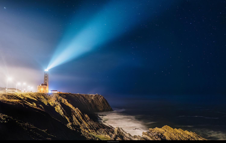 Lighthouse by Edgar Libório