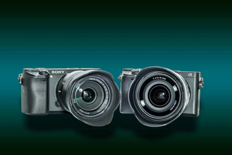 Camera Portrait, Sony A6300 by Charles Haacker