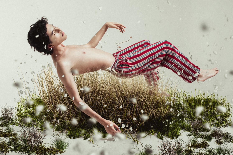 feeling like in a dream by Damián Serrano