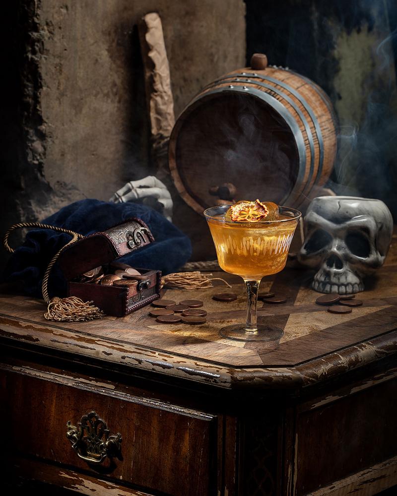 Cocktail Triangle by Juriy Kolokolnikov