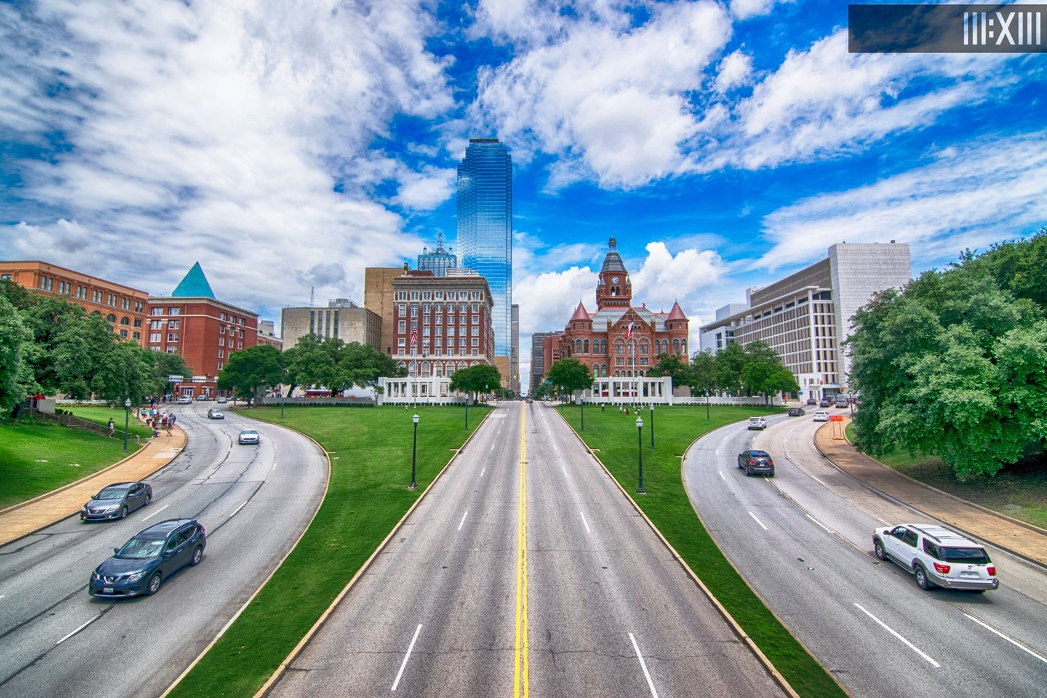 Dealey Plaza by Brittany Williams