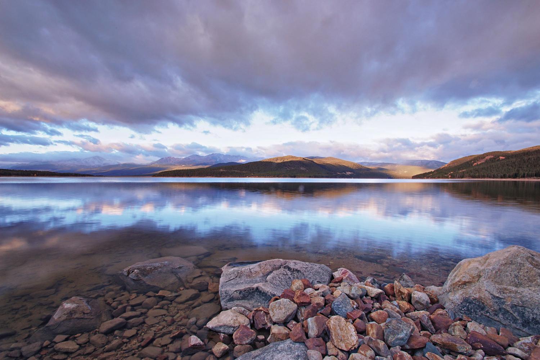 Dramatic Dawn by Brian Kerls
