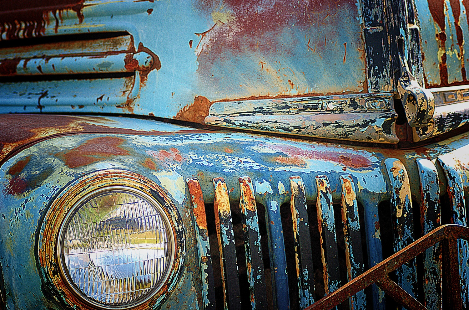 Weathered Relic by Brian Kerls