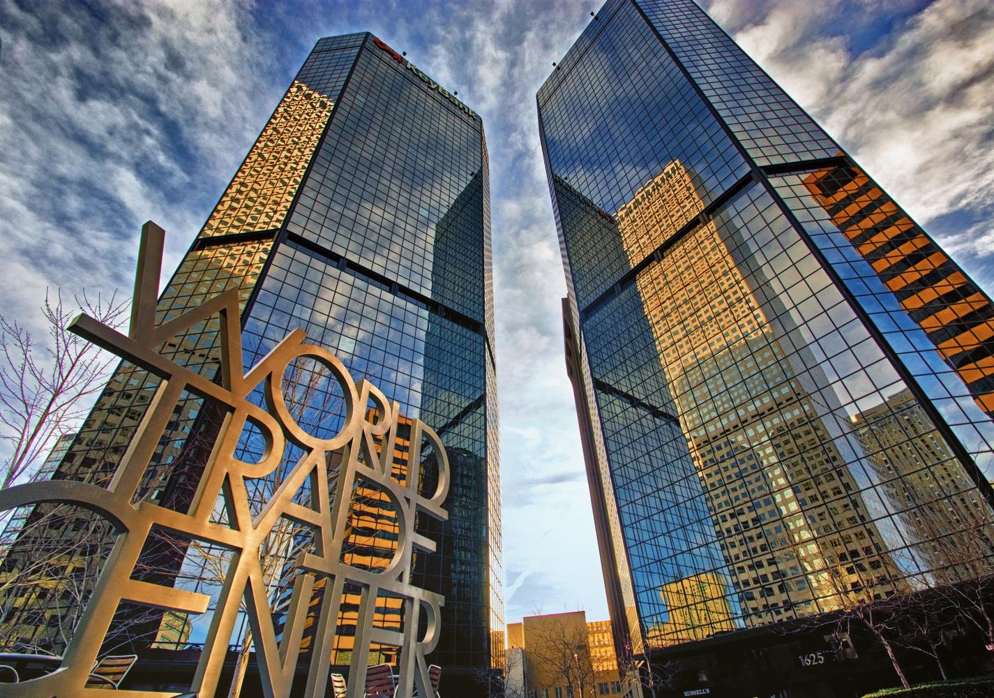 Denver World Trade Center by Brian Kerls