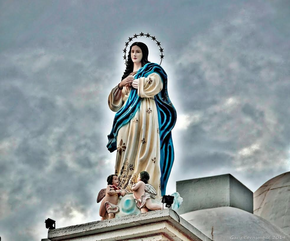 Maria di Nicaragua by Gary LaCorte