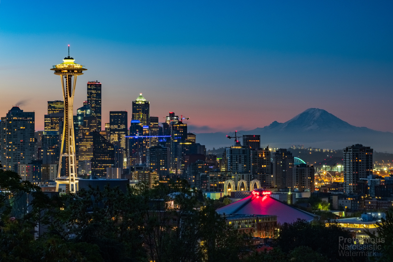 Kerry Park by JetCity Ninja