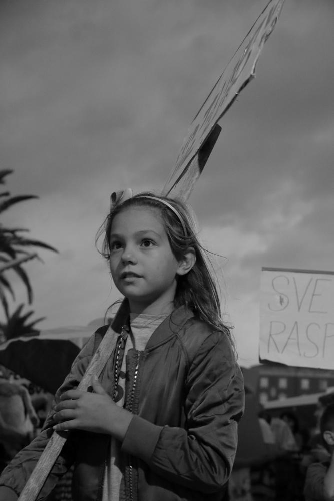 Protest  by Daniel Jones