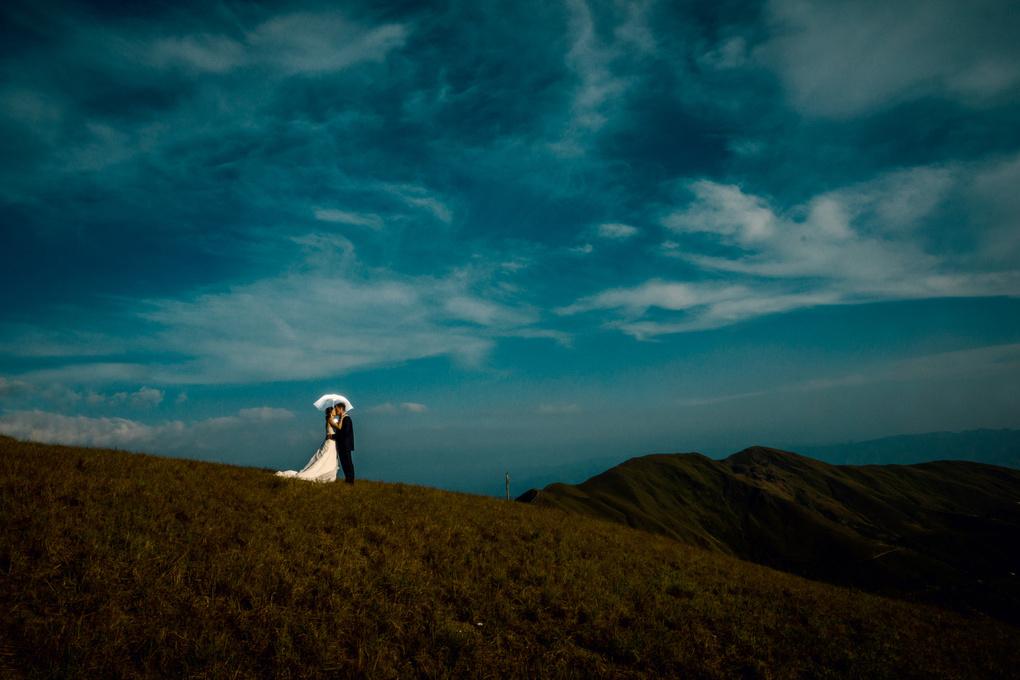 Landscape of love by Jose Miguel Stelluti