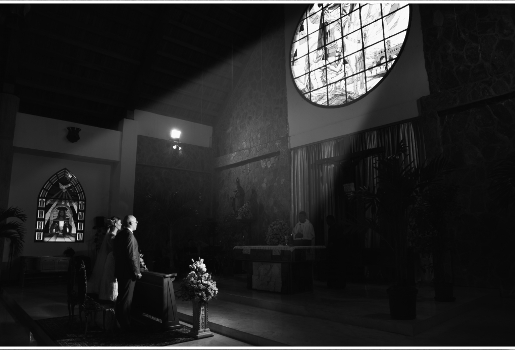 Wedding bless by Jose Miguel Stelluti