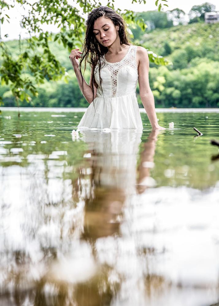 In the Water by Stephen Cihanek
