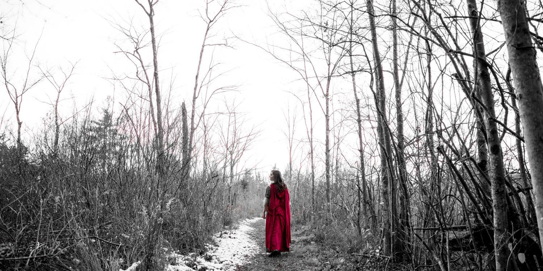 Red Riding Hood by Stephen Cihanek