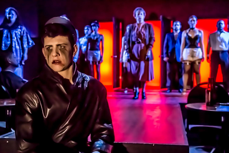 Cabaret by Stephen Cihanek