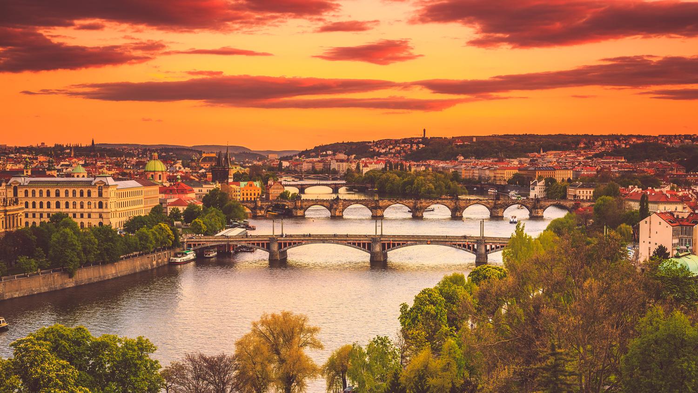 Prague by Damian Matyja
