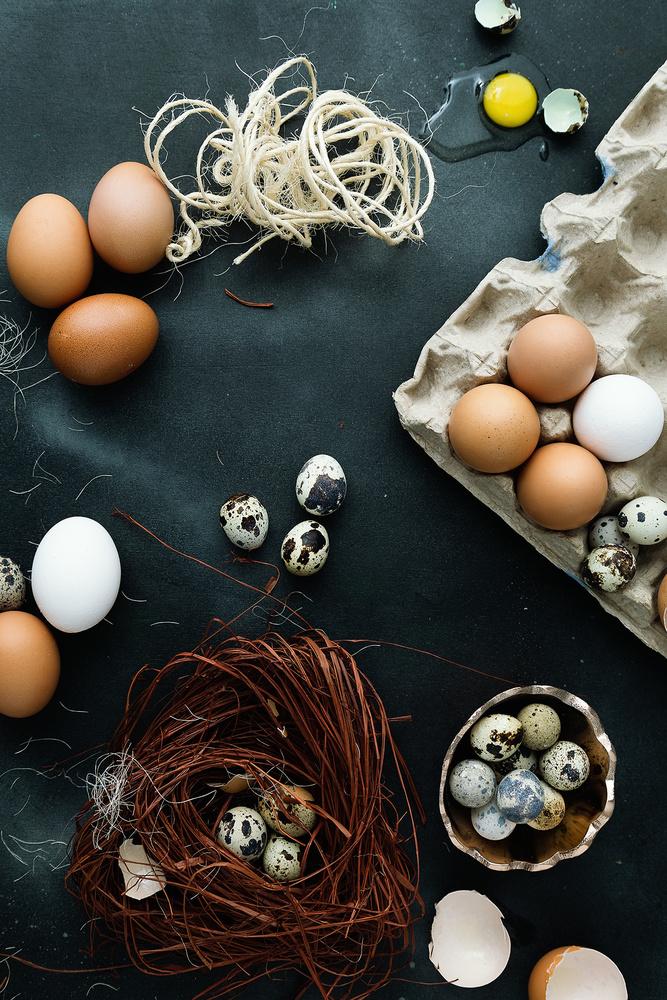eggs by Akwesi Baah