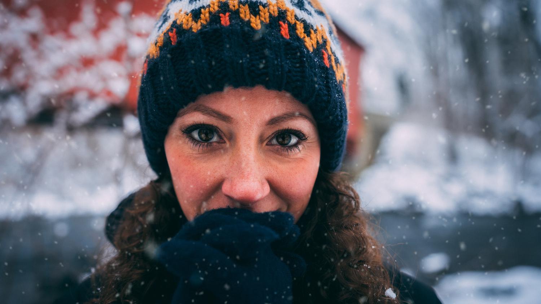 Winter Gaze by Mark Rutt
