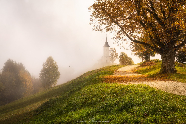 St Primoz by Alexander Lauterbach