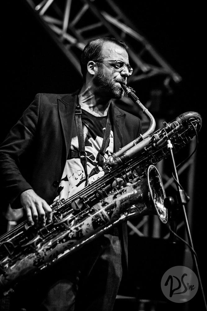 JazzFest El Salvador by Gerardo Barriere