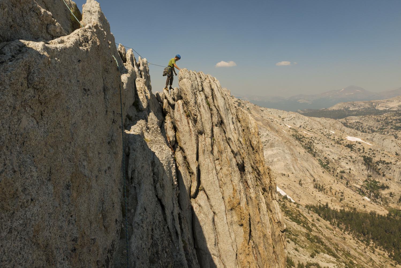 On the Edge by Tim Behuniak