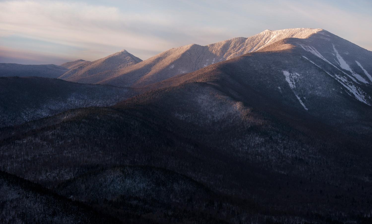 Santanoni Range by Tim Behuniak