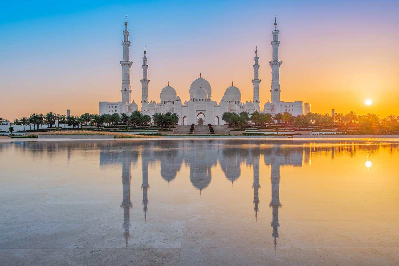 Sheikh Zayed Grand Mosque by Aditya Anant Sawant