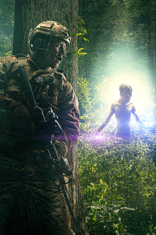 MultiCam and Aliens by Brandon Cawood
