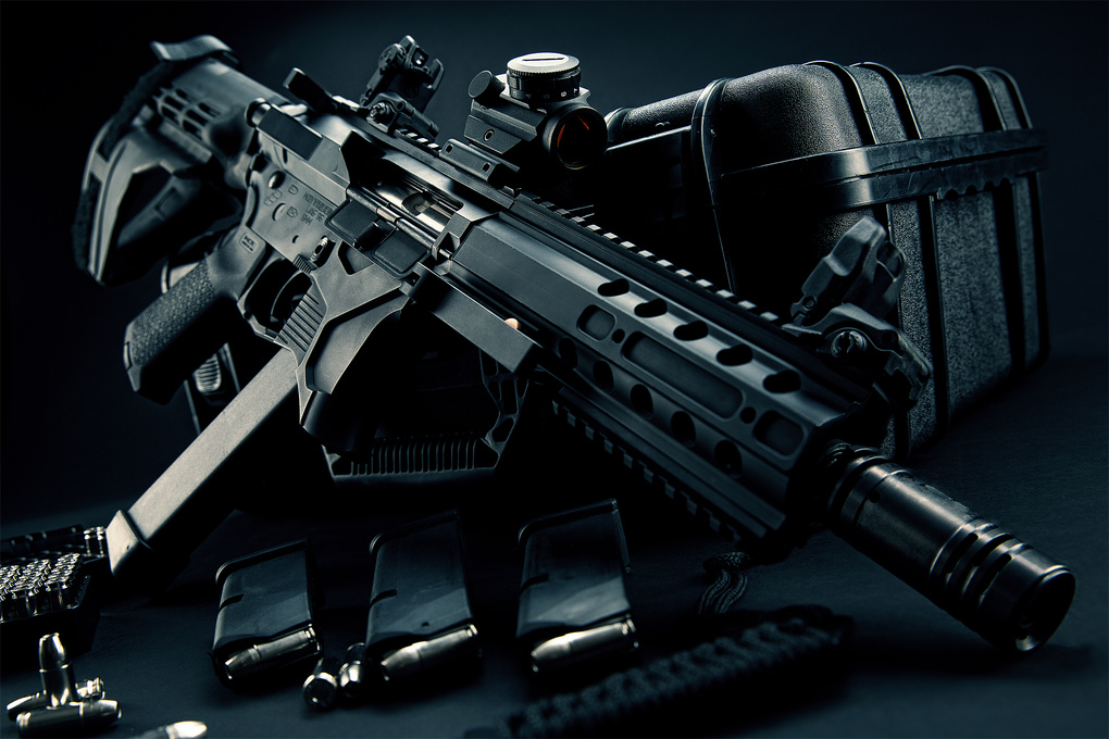 Tresna Defense Pistol by Brandon Cawood