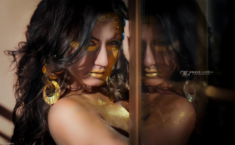 Golden Eye by Ergys Shehu