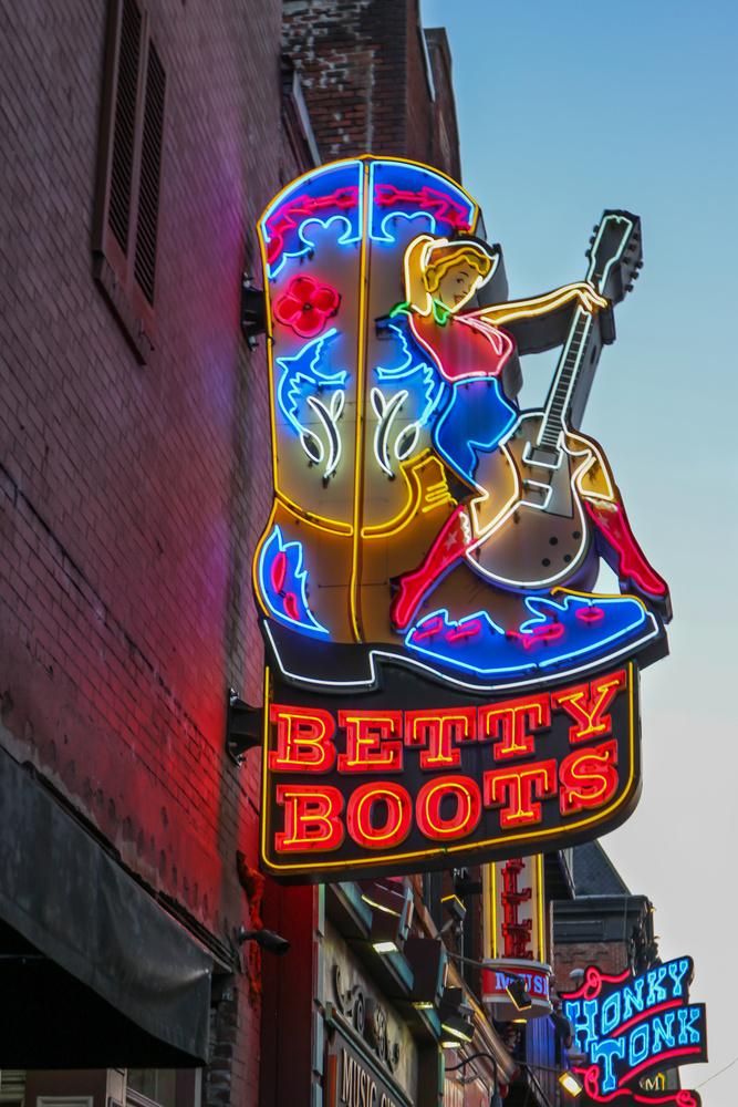 Nashville Betty Boots by Wael Hassan
