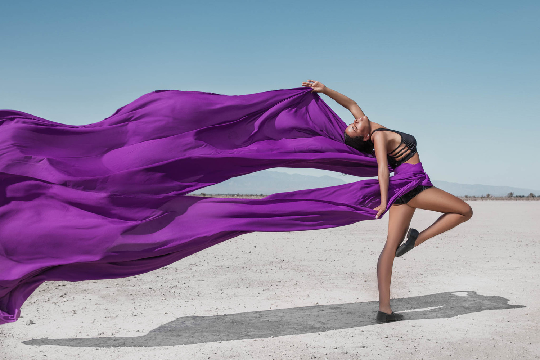 Desert Dance  by Anja Ekstrøm