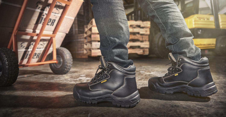 Safety footwear by jeff lok
