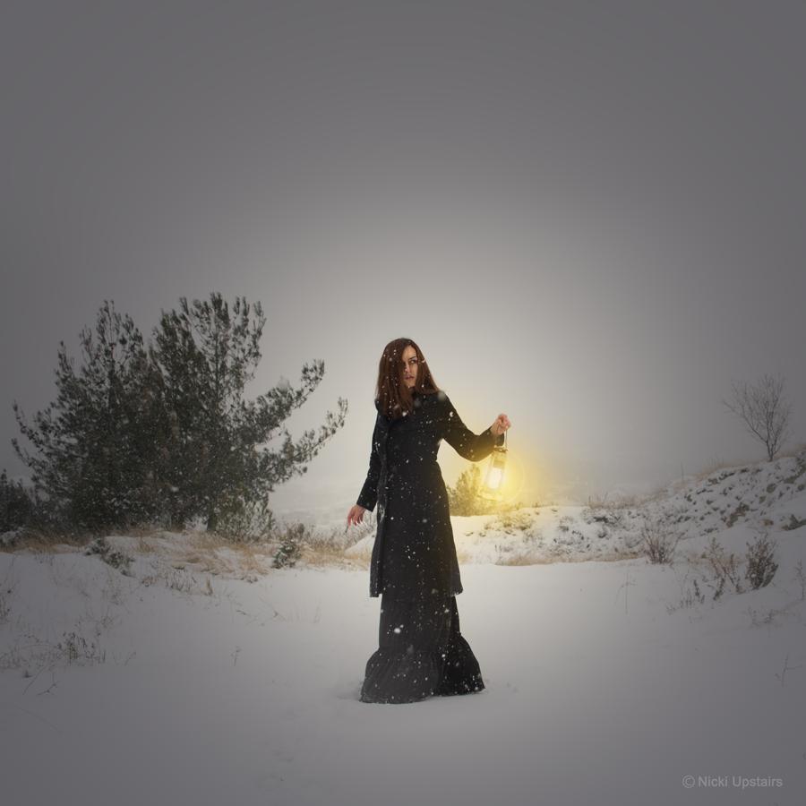 white whisper by Nicki Panou