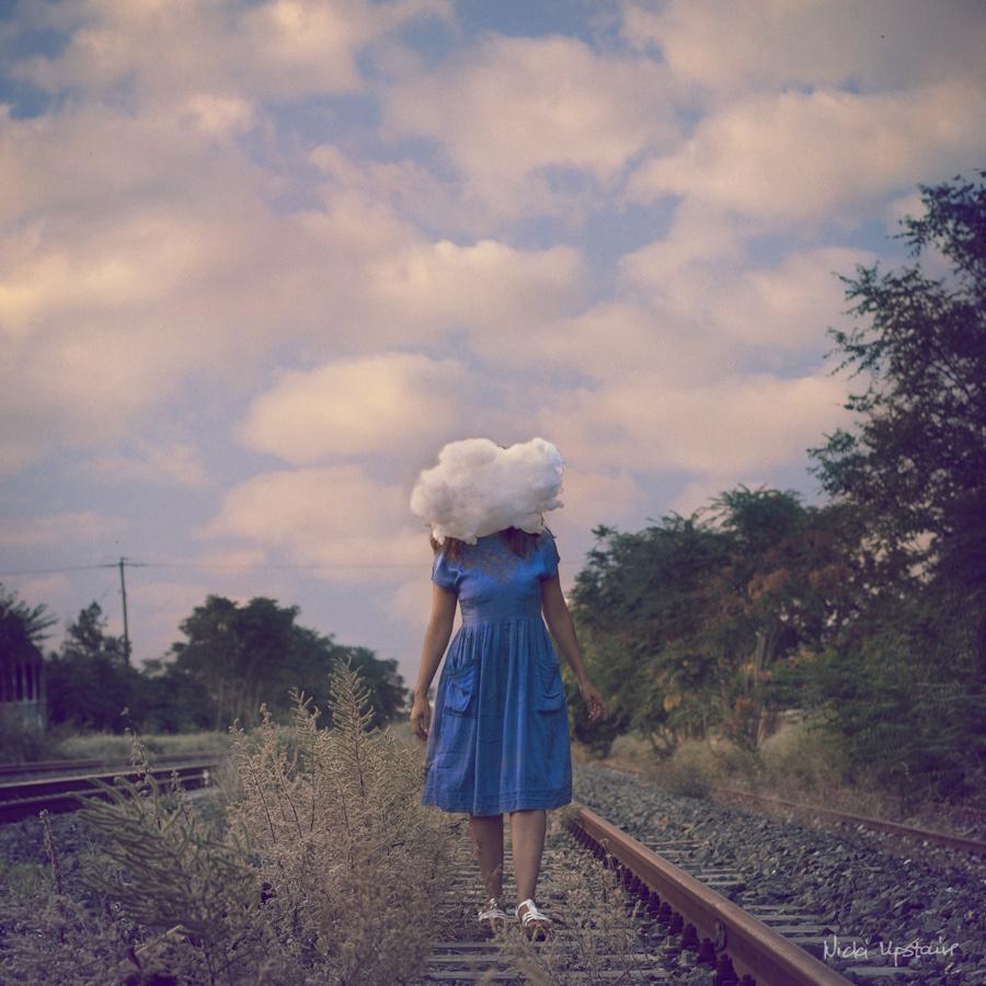 cloud hopping by Nicki Panou