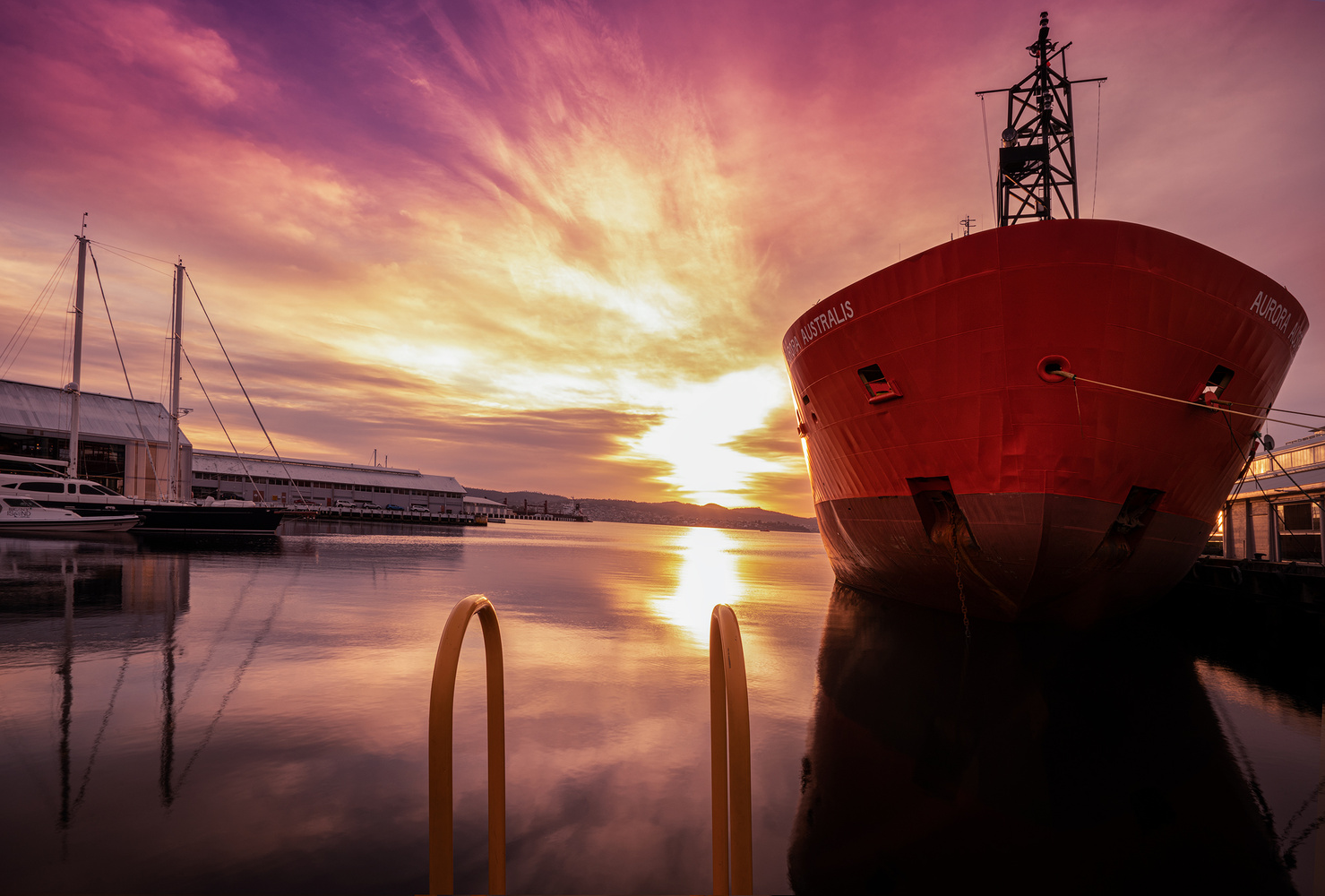 Australian icebreaker by Bobby Bedi