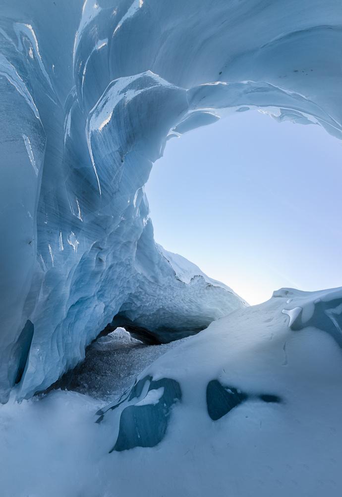 ETERNAL ICE by Nedjat Nuhi