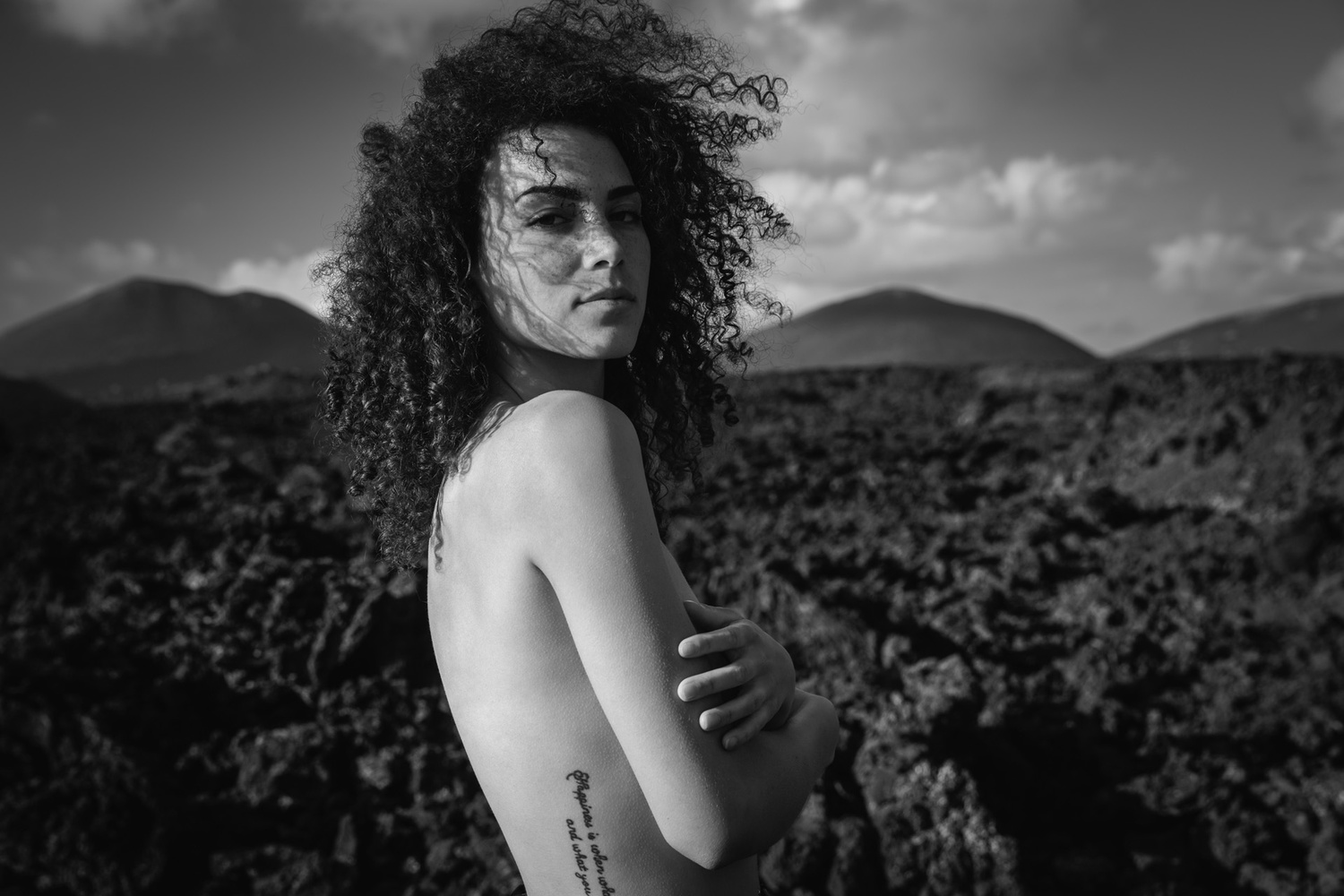 Cannelle - Lanzarote - Canary Islands by Cedric TOSONI