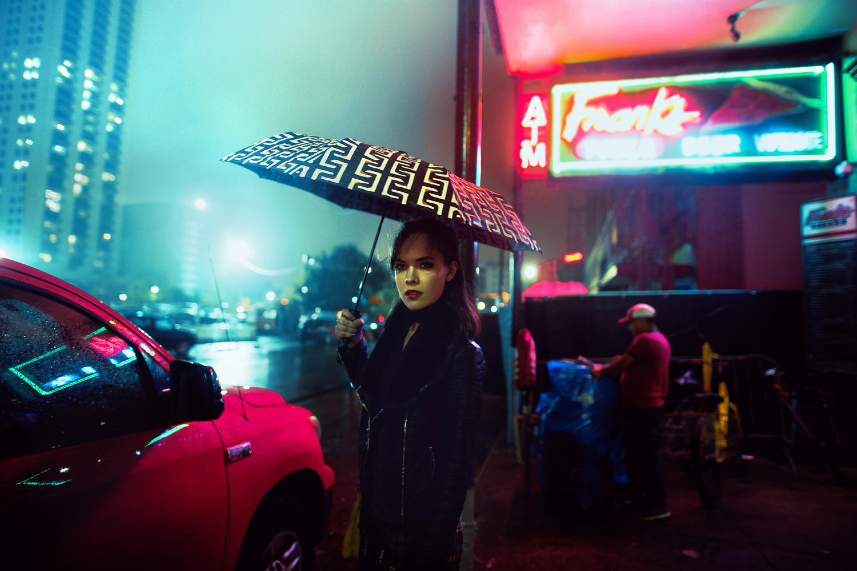 Agent Hannah by Edward CH Lai
