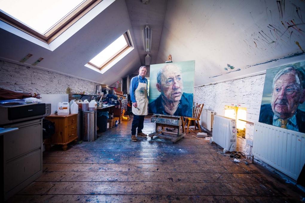 Colin Davidson by Rob Durston