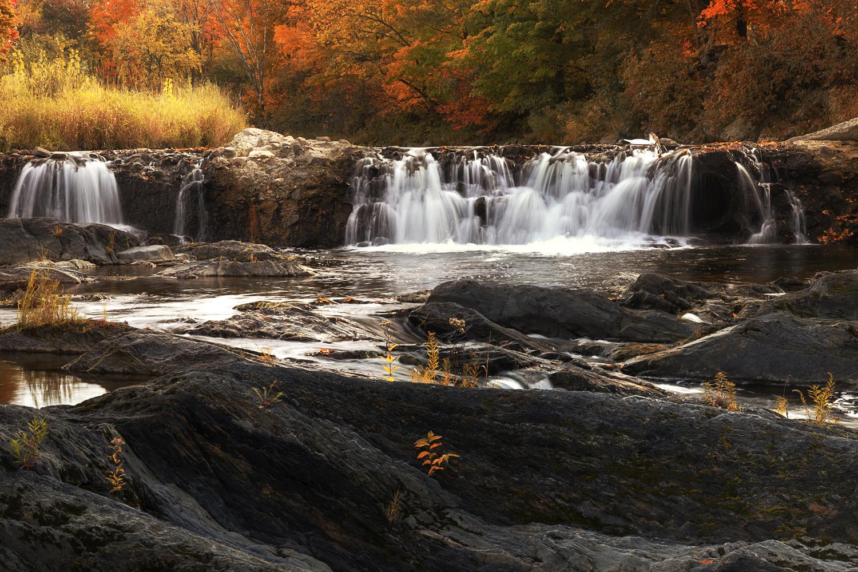 Autumn colors by Stephen Clough