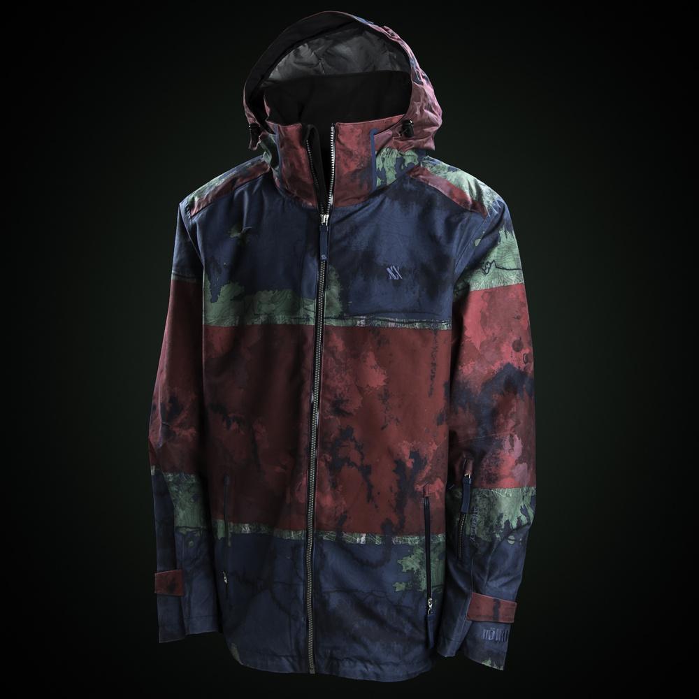 Volkl Jacket by DEVIN VERHULST