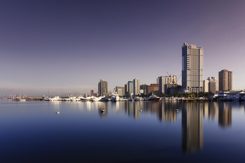 Harbor Square by Marlon Malabuyoc