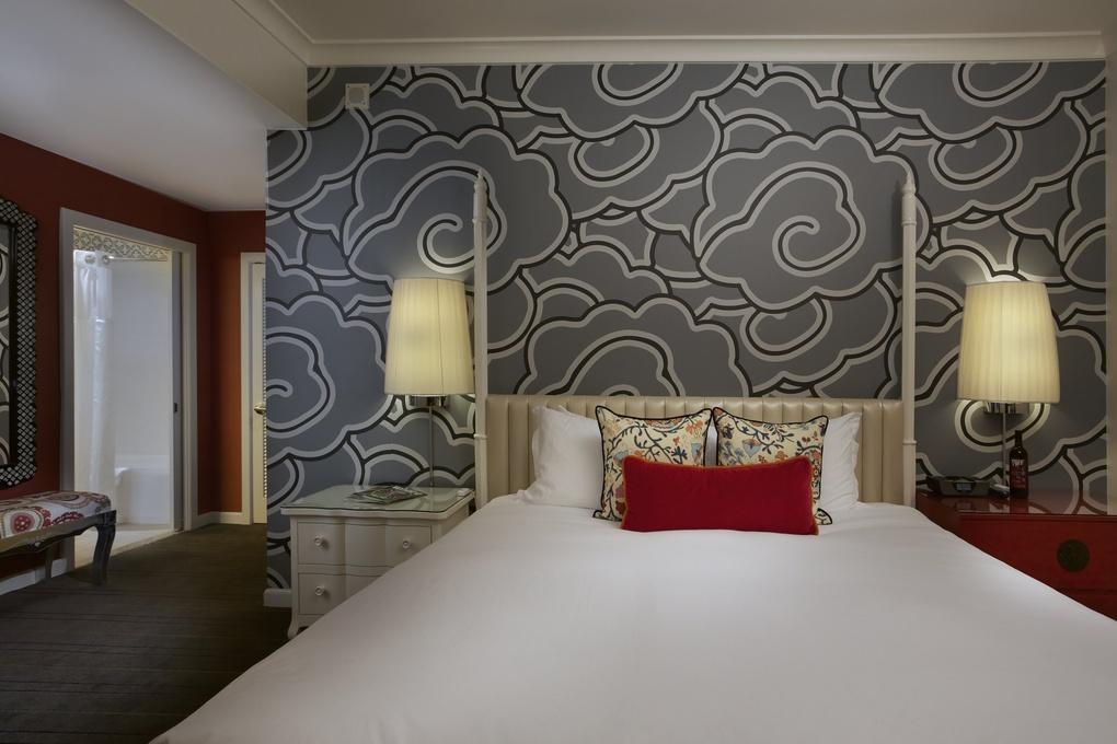 Hotel Interior by Nick Nieto