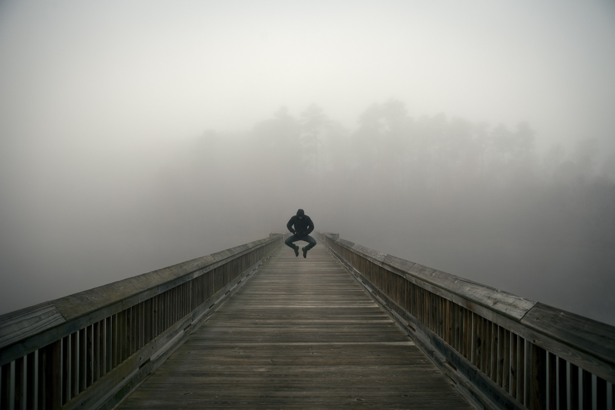Fog Series #1 by Jimmy Williams