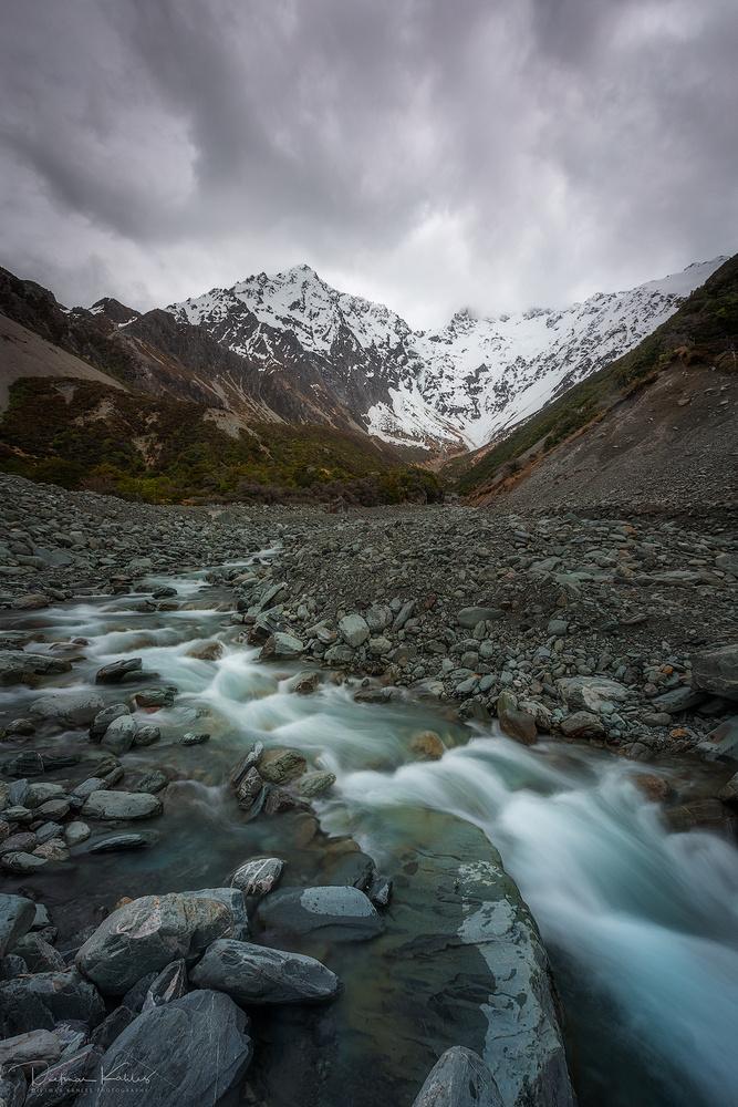 A river runs through it by Dietmar Kahles
