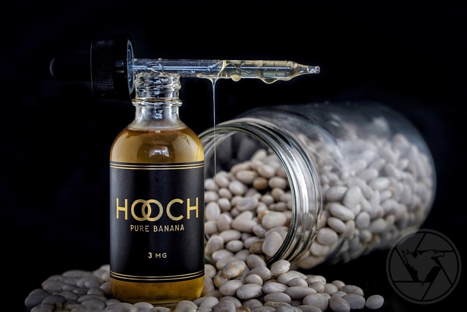 Hooch: Pure Banana from Goldleaf Drip by Kris Rahl